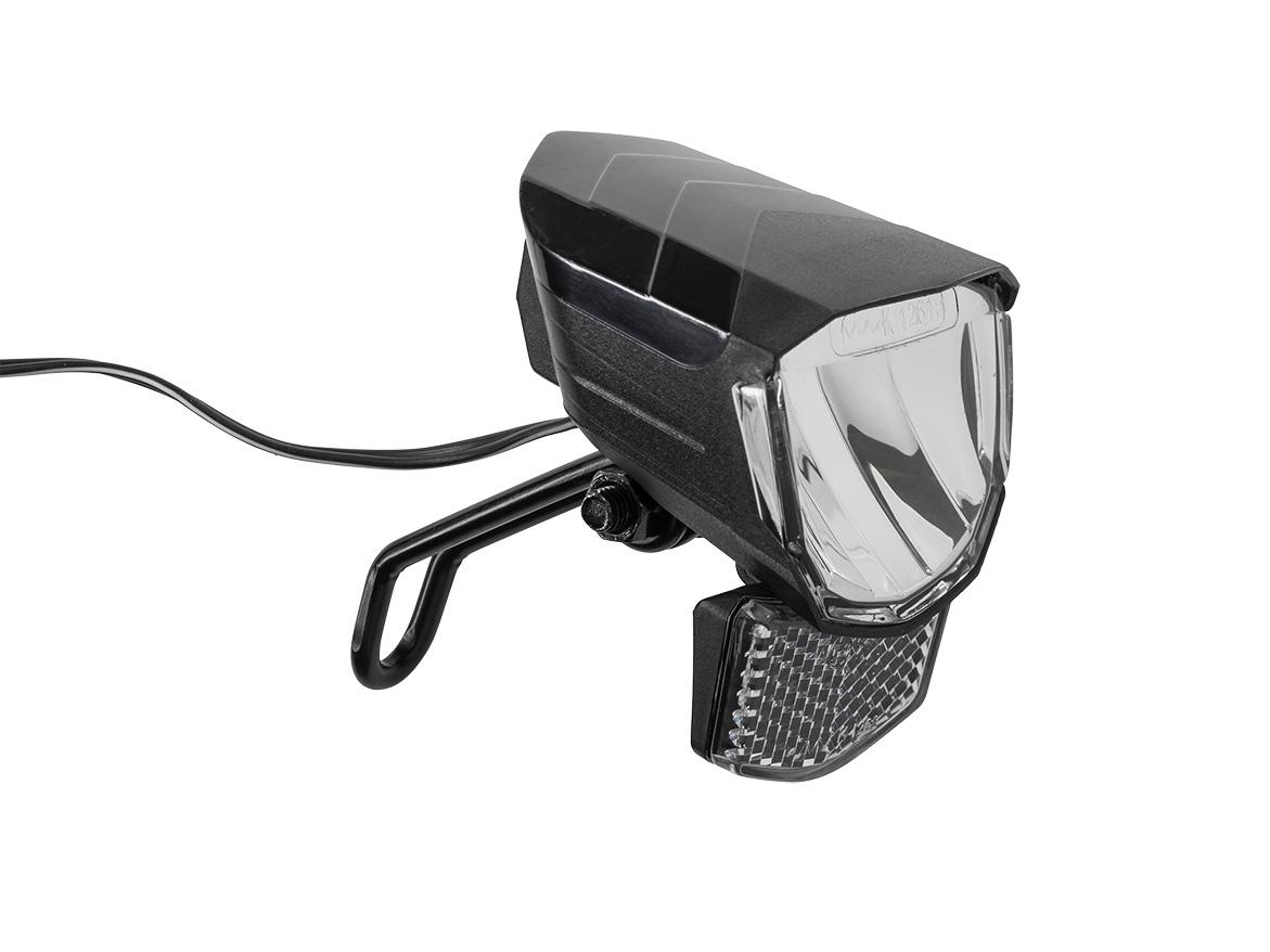 Lampa prednja RFR DYNAMO TOUR 30 Black 14320