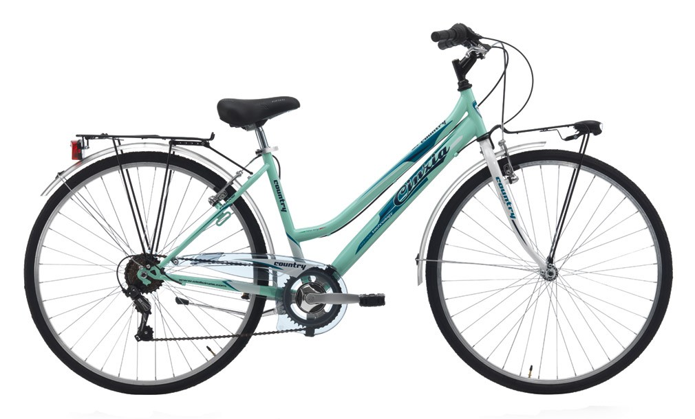 "Jumpertrek 28"" COUNTRY LADY 6B Green/White"