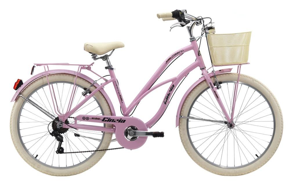 "Cinzia 26"" MOODY LADY 6B Pastel Pink"