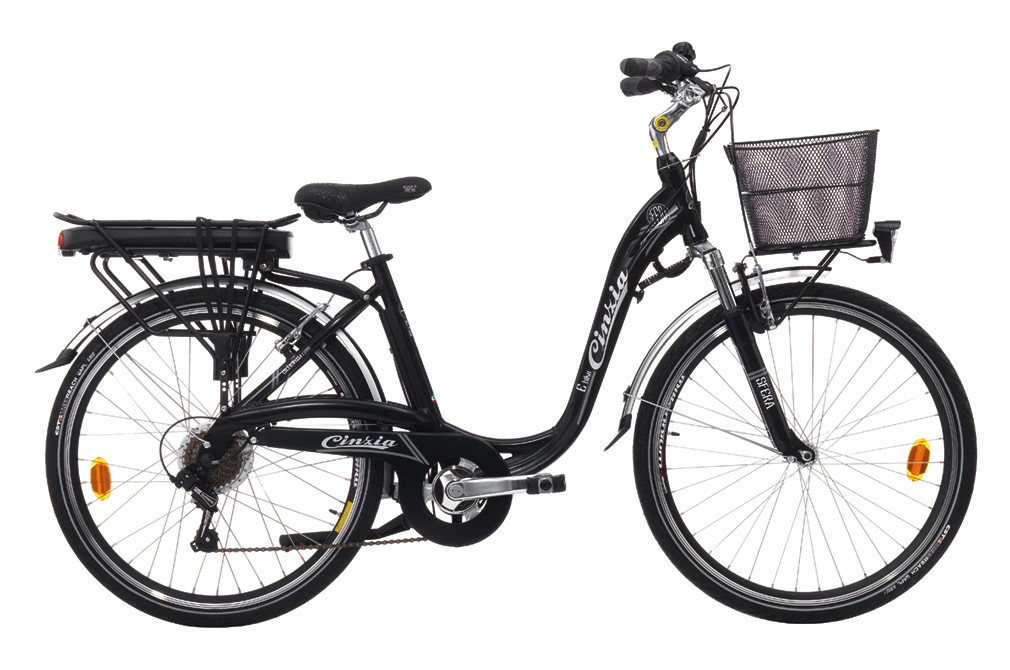 "Cinzia E-BIKE 28"" SFERA LADY 7B"