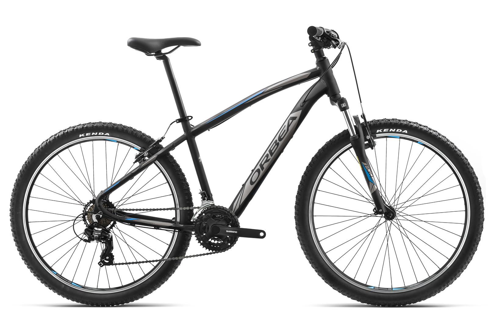 Orbea SPORT 30 Black-Blue 2018