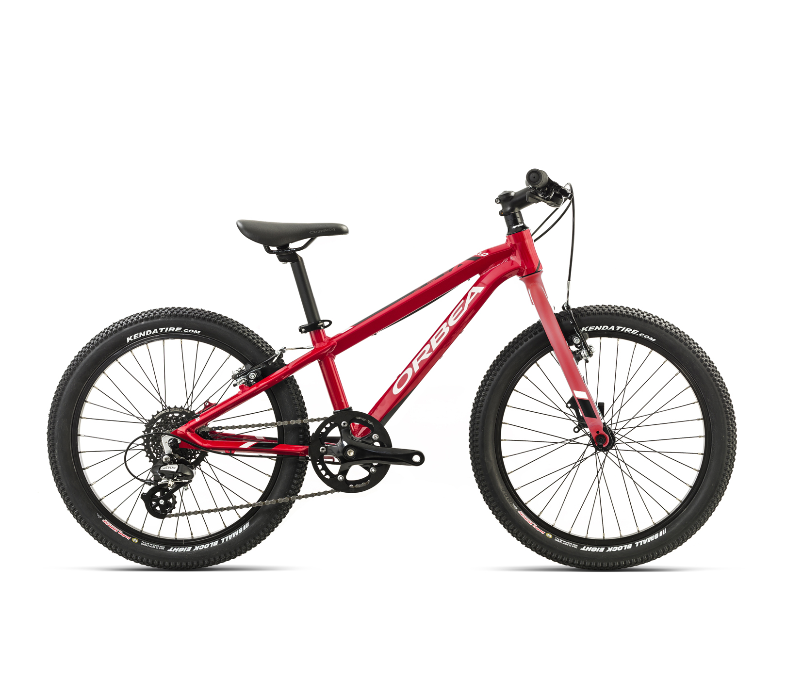 ORBEA MX 20 TEAM RED-WHITE 2018