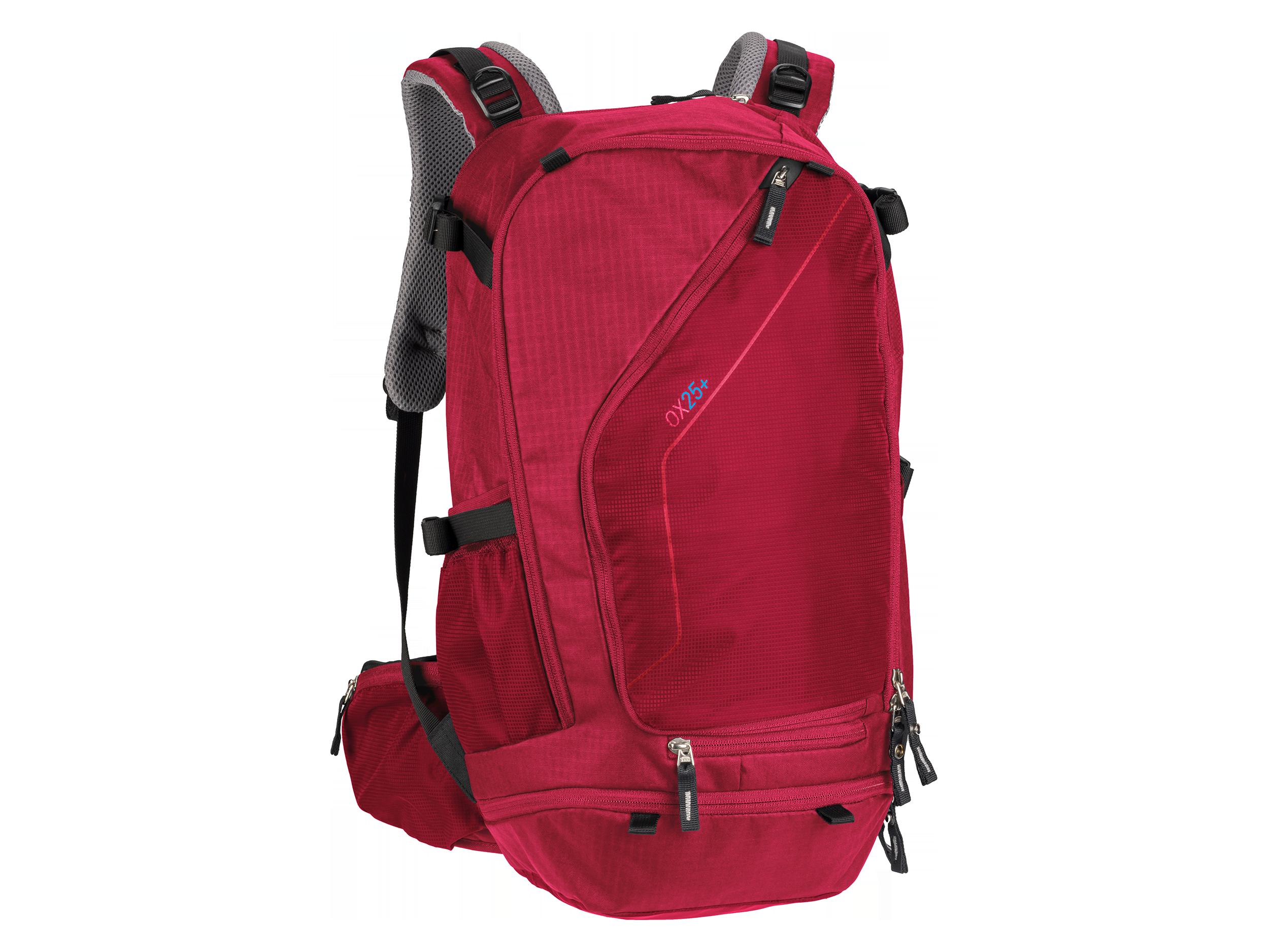 RUKSAK CUBE OX25+ RED 12105