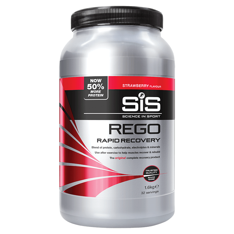 SIS REGO 20 RAPID RECOVERY BOX STRAWBERRY 1.6kg