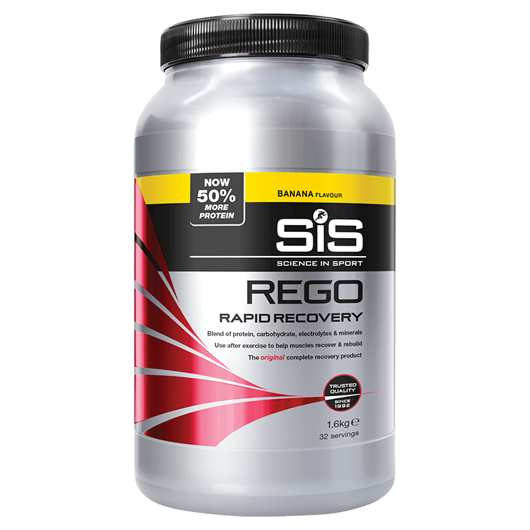 SIS REGO 20 RAPID RECOVERY BOX BANANA 1.6kg