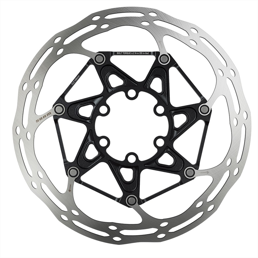ROTOR SRAM CENTERLINE 2P 160MM 6R ROUNDED