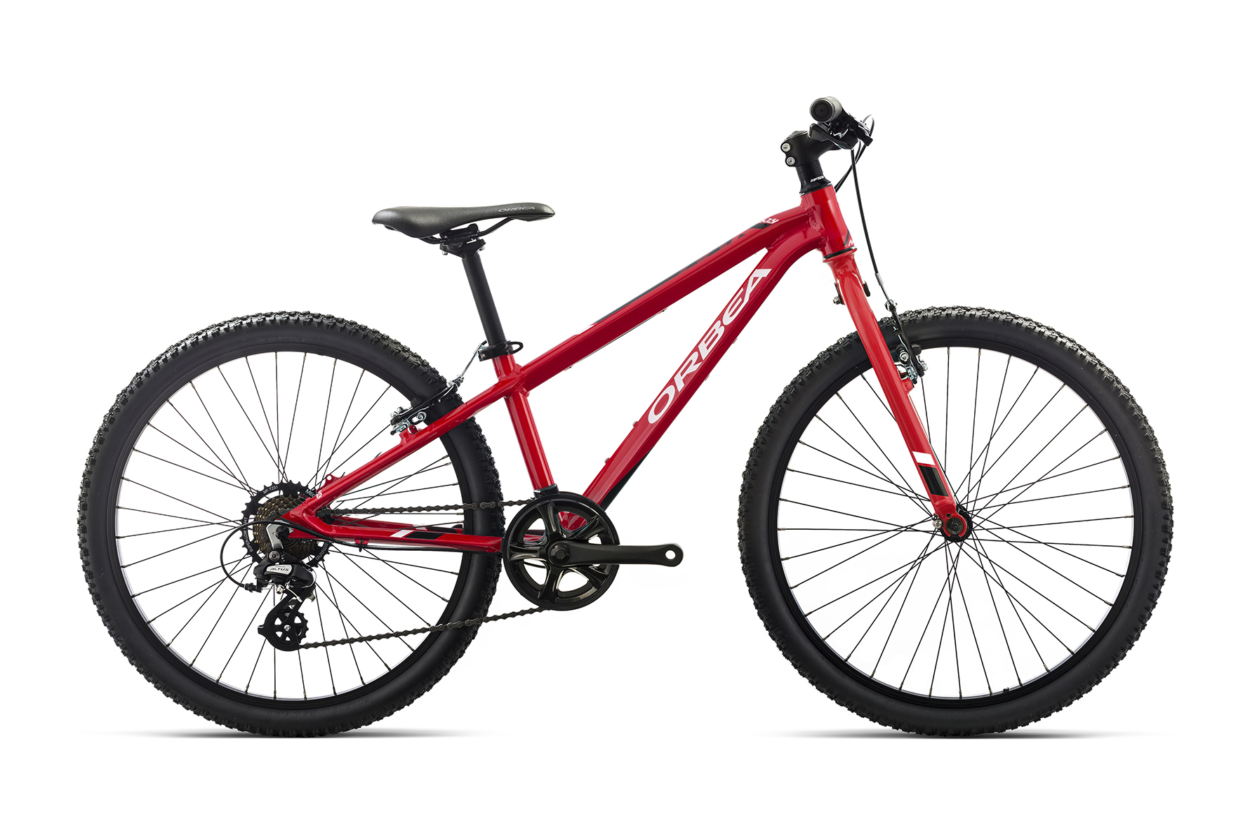 ORBEA MX 24 DIRT RED-WHI 2019