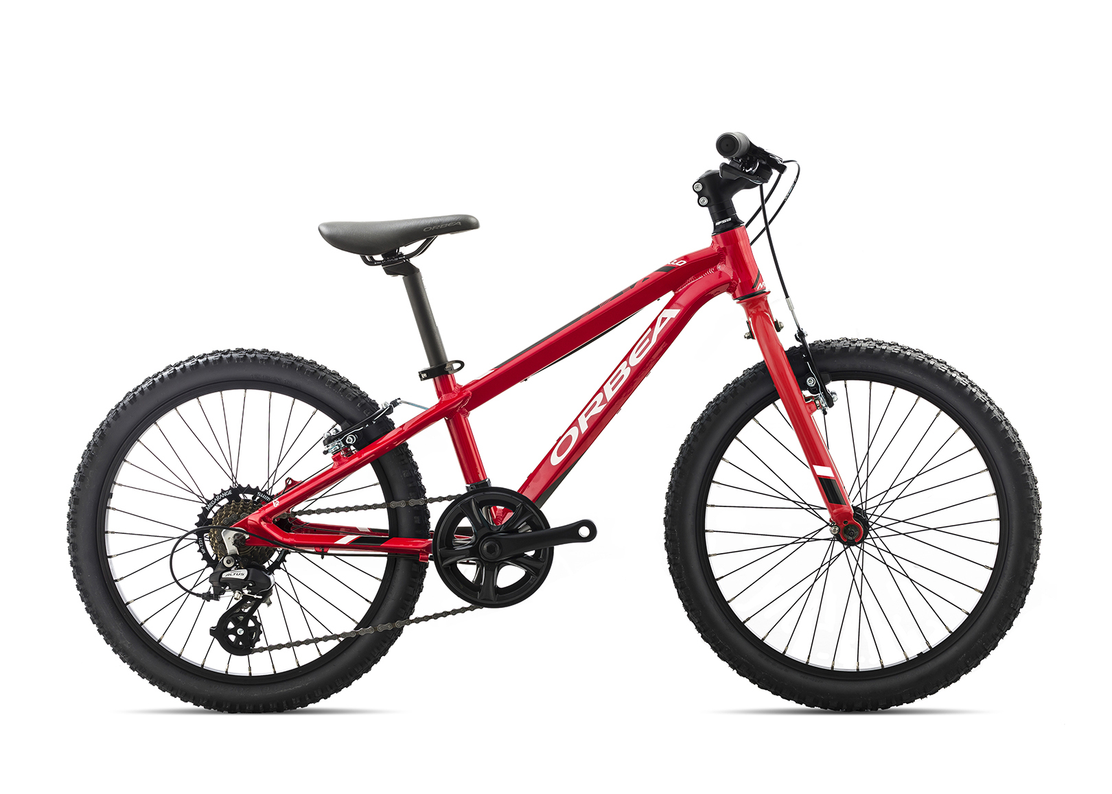 ORBEA MX 20 DIRT RED-WHI 2019