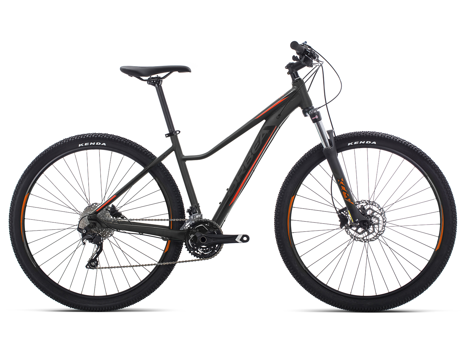 ORBEA MX 29 ENT 30 BLK-RED 2019
