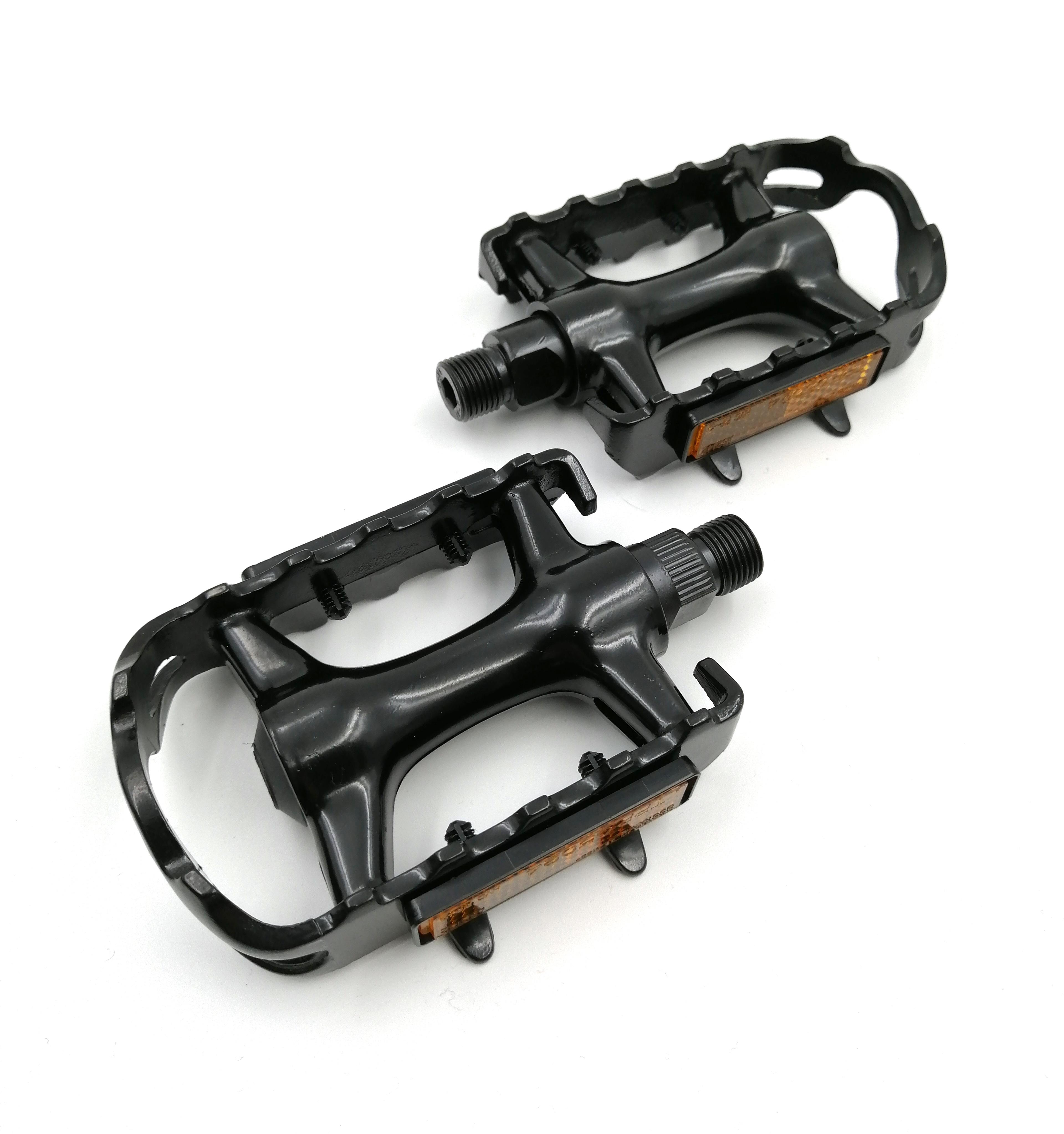 PEDALE FPD NWL-108 Black body/Boron axle 106x63x26