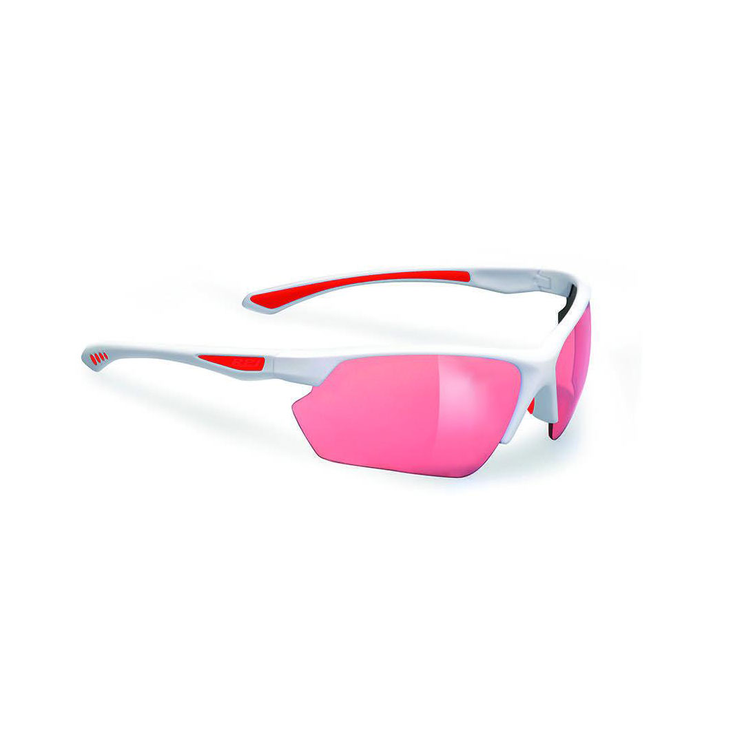NAOČALE RPJ SPRING WHITE/RED SHINY RACING RED