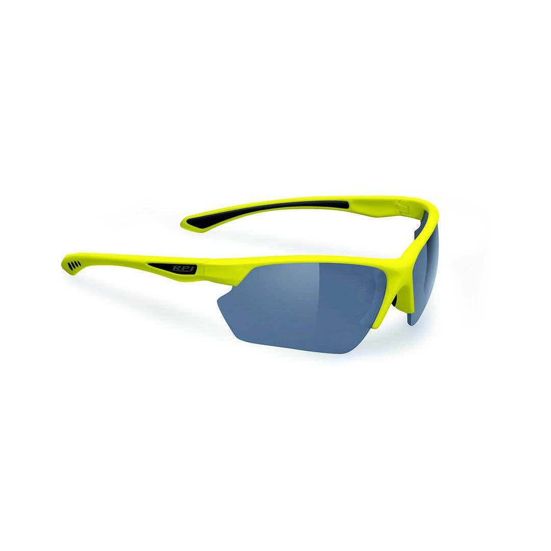 NAOČALE RPJ SPRING YELLOW FLUO/BLACK SHINY SMOKE BLACK