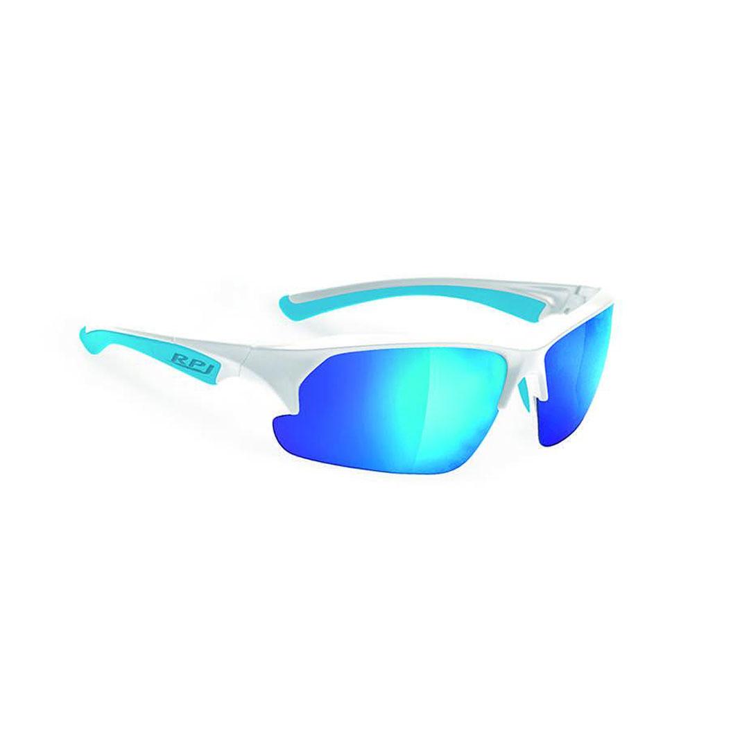 NAOČALE RPJ TRACER WHITE/AZUR SHINY MULTILASER BLUE