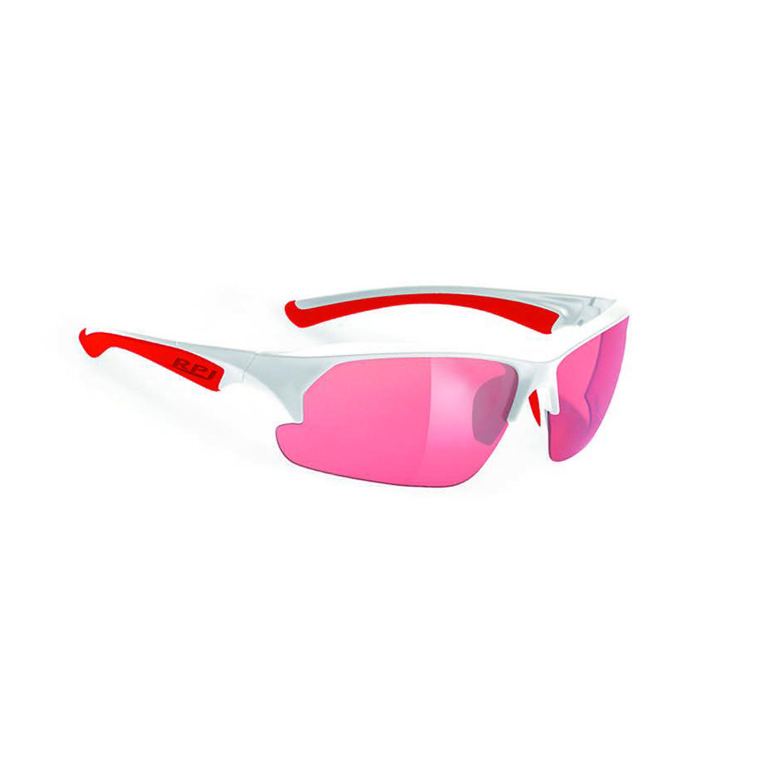 NAOČALE RPJ TRACER WHITE/RED SHINY RACING RED