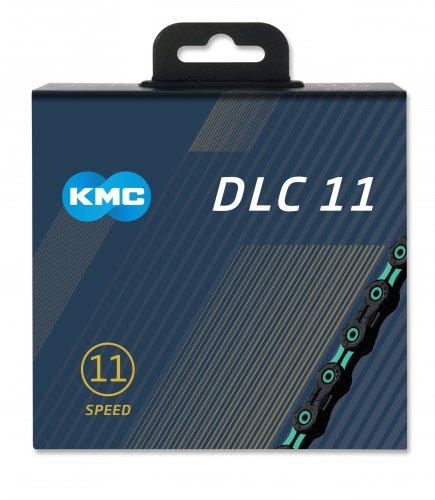LANAC KMC DLC 11B BLACK/CELESTE 118L