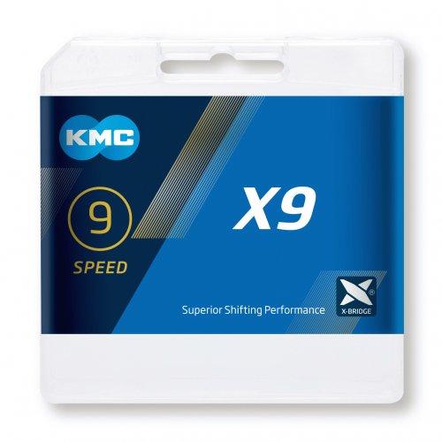 LANAC KMC X9 GREY 114L