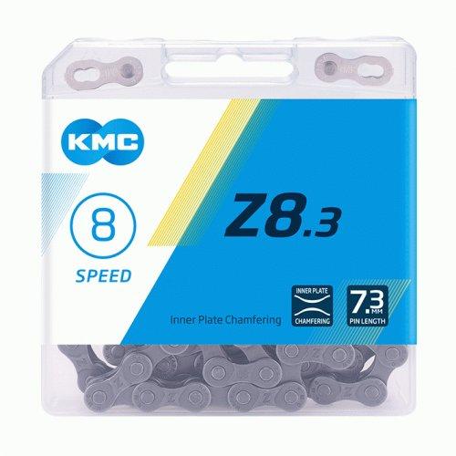 LANAC KMC Z8 SILVER/GREY 114L