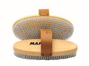 ČETKA MAPLUS MANUAL OVAL HARD NYLON MTO125