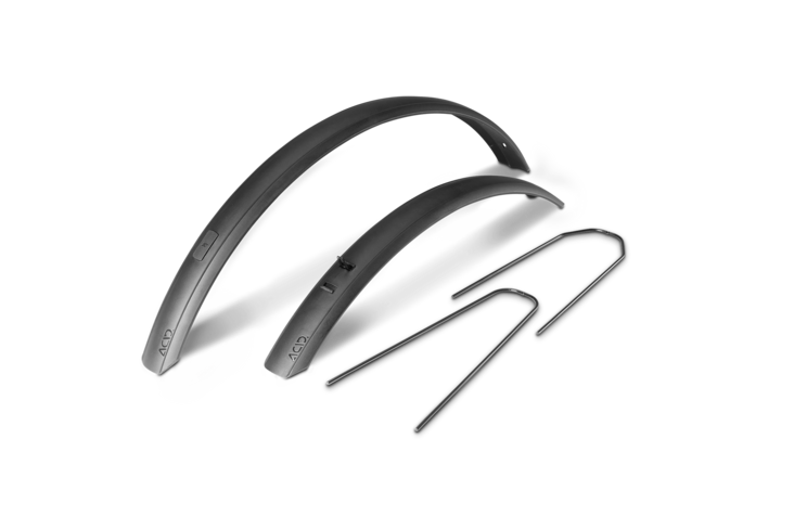 BLATOBRANI ACID TREKKING 53mm WITH STAYS BLACK 93043