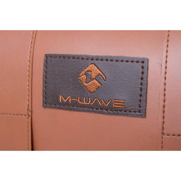 BISAGE M-WAVE AMSTERDAM DOUBLE L 15L BROWN 122317