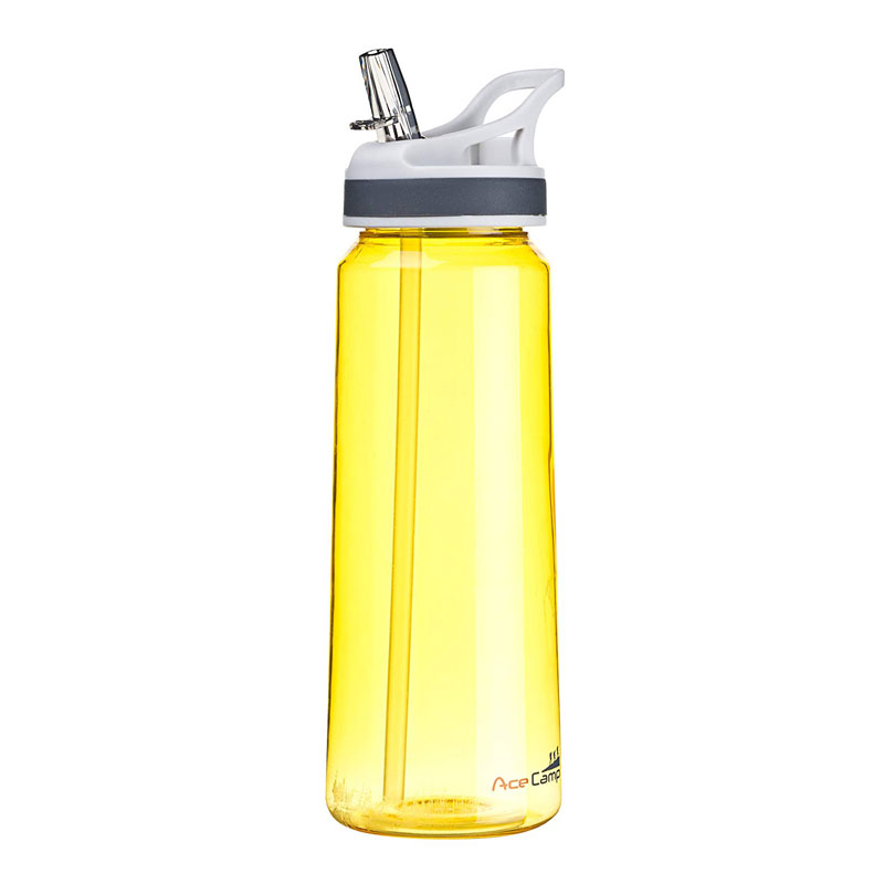 ACE CAMP BIDON TRITAN WATER BOTTLE 800ML YELLOW