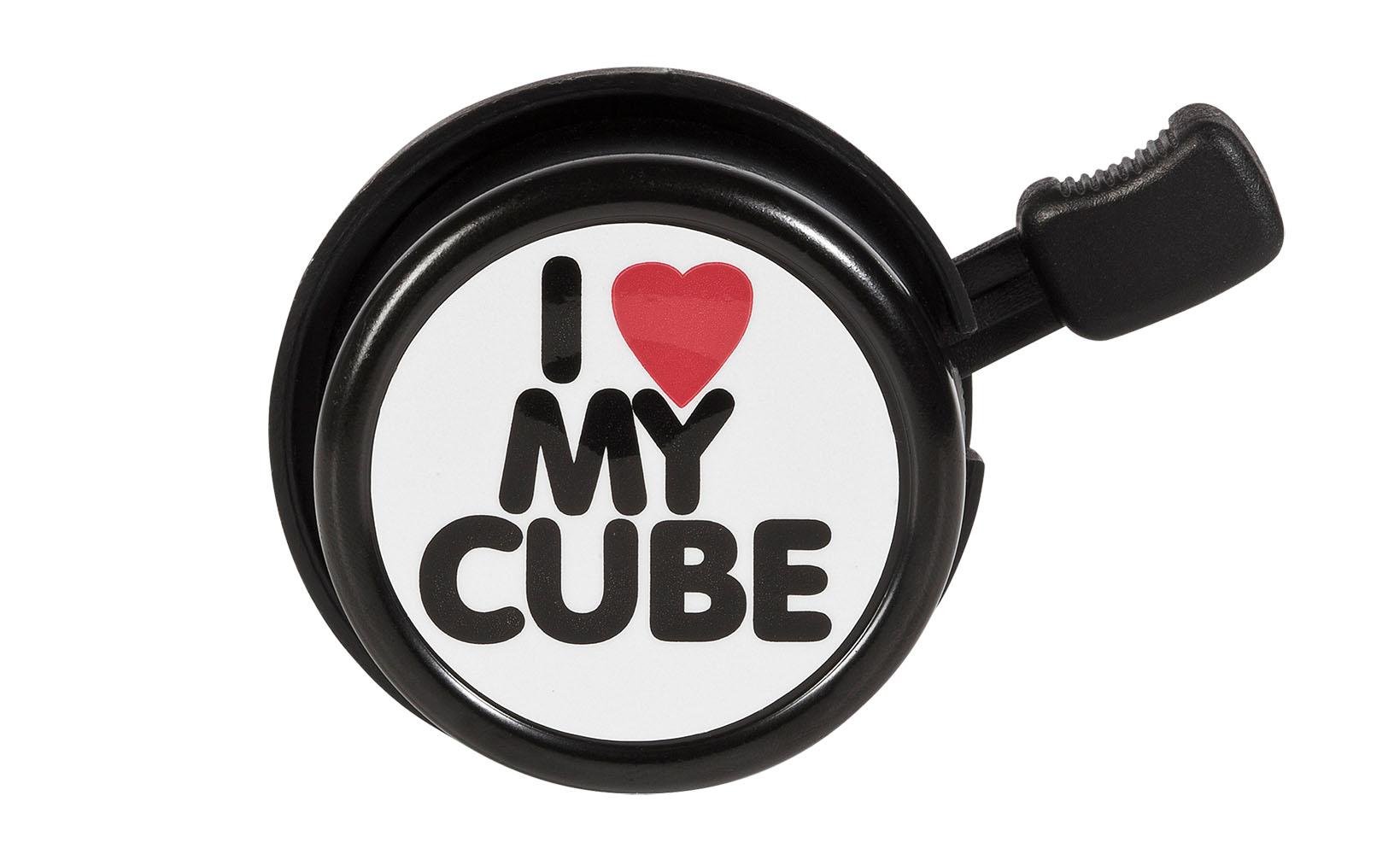 """Zvono Cube """"I love my Cube"""""""
