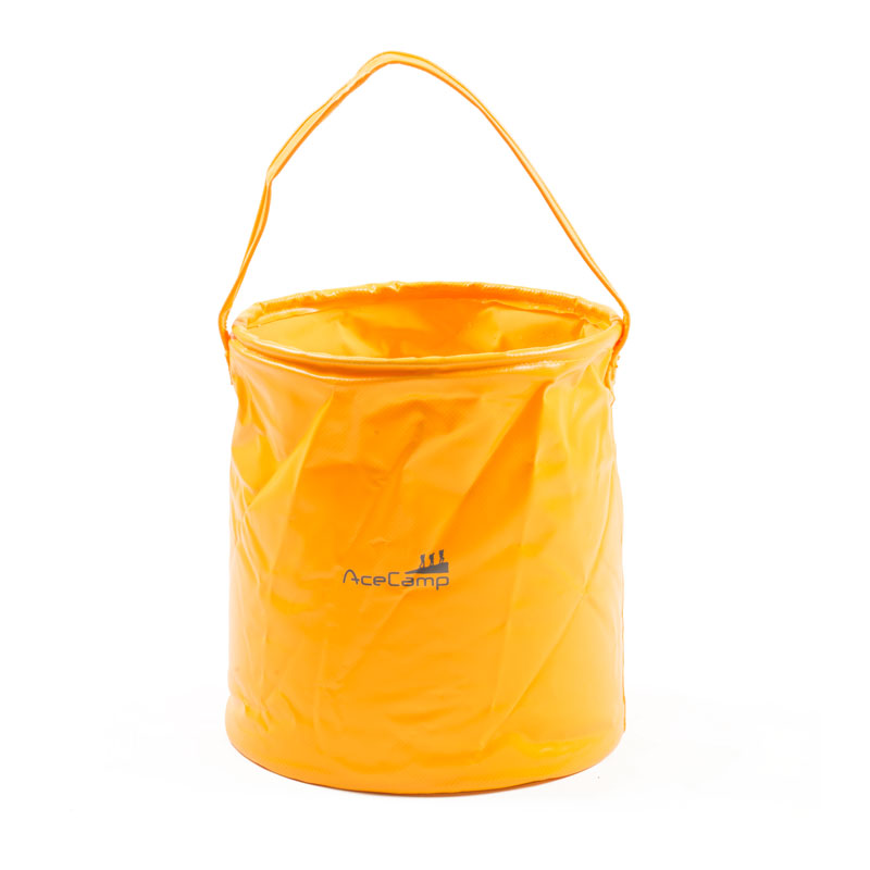 ACE CAMP SKLOPIVO VJEDRO LAMINATED FOLDING BUCKET 10L