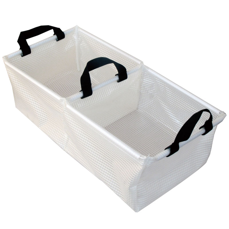 ACE CAMP SKLOPIVI DUPLI SPREMNIK TRANSPARENT FOLDING BASIN-DOUBLE