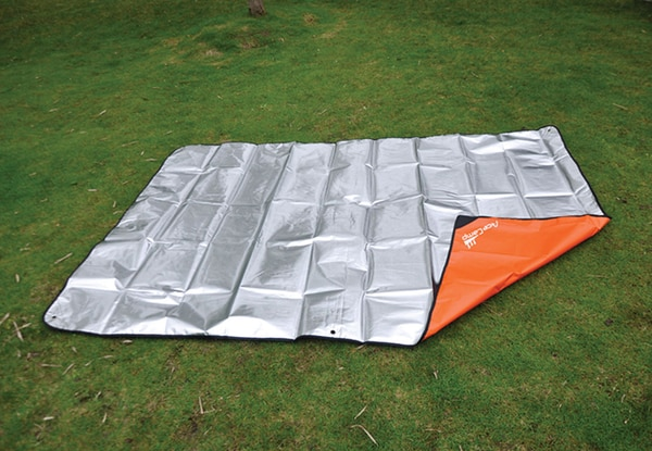 ACE CAMP MULTIFUNKCIONLNA DEKA EMERGENCY BLANKET