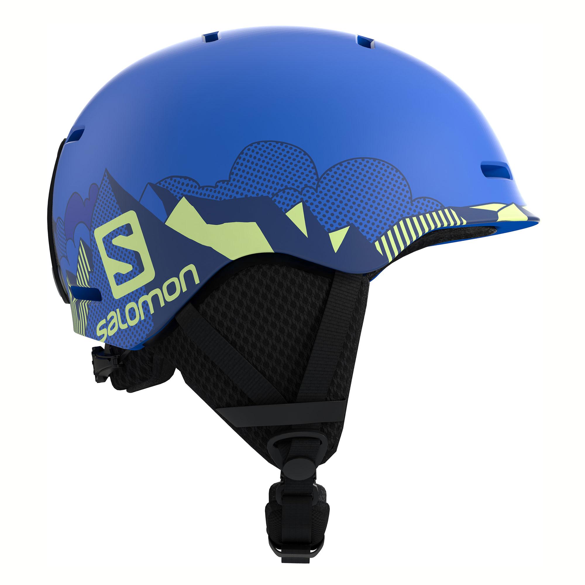 SKI KACIGA SALOMON GROM POP BLUE MAT