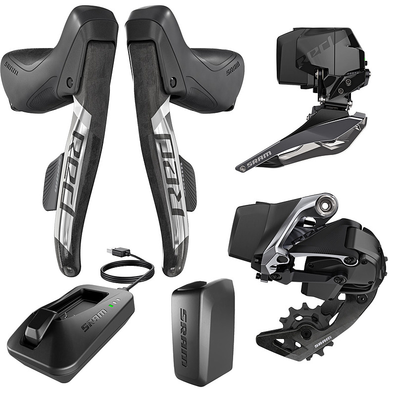 GRUPA SRAM RED ETAP AXS 2X UPGRADE