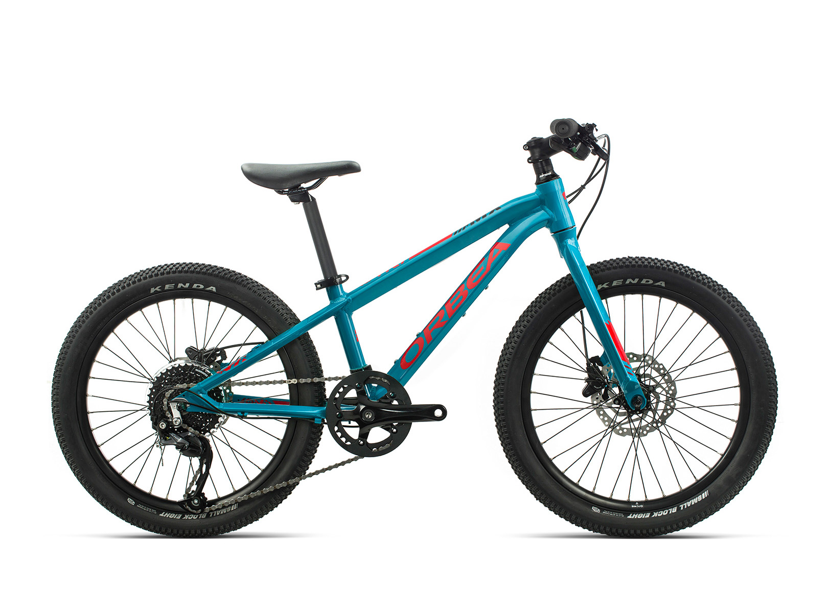 ORBEA MX 20 TEAM-DISC BLUE/RED 2020