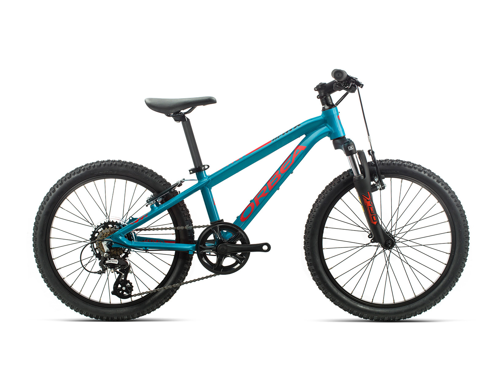 ORBEA MX 20 XC BLUE/RED 2020