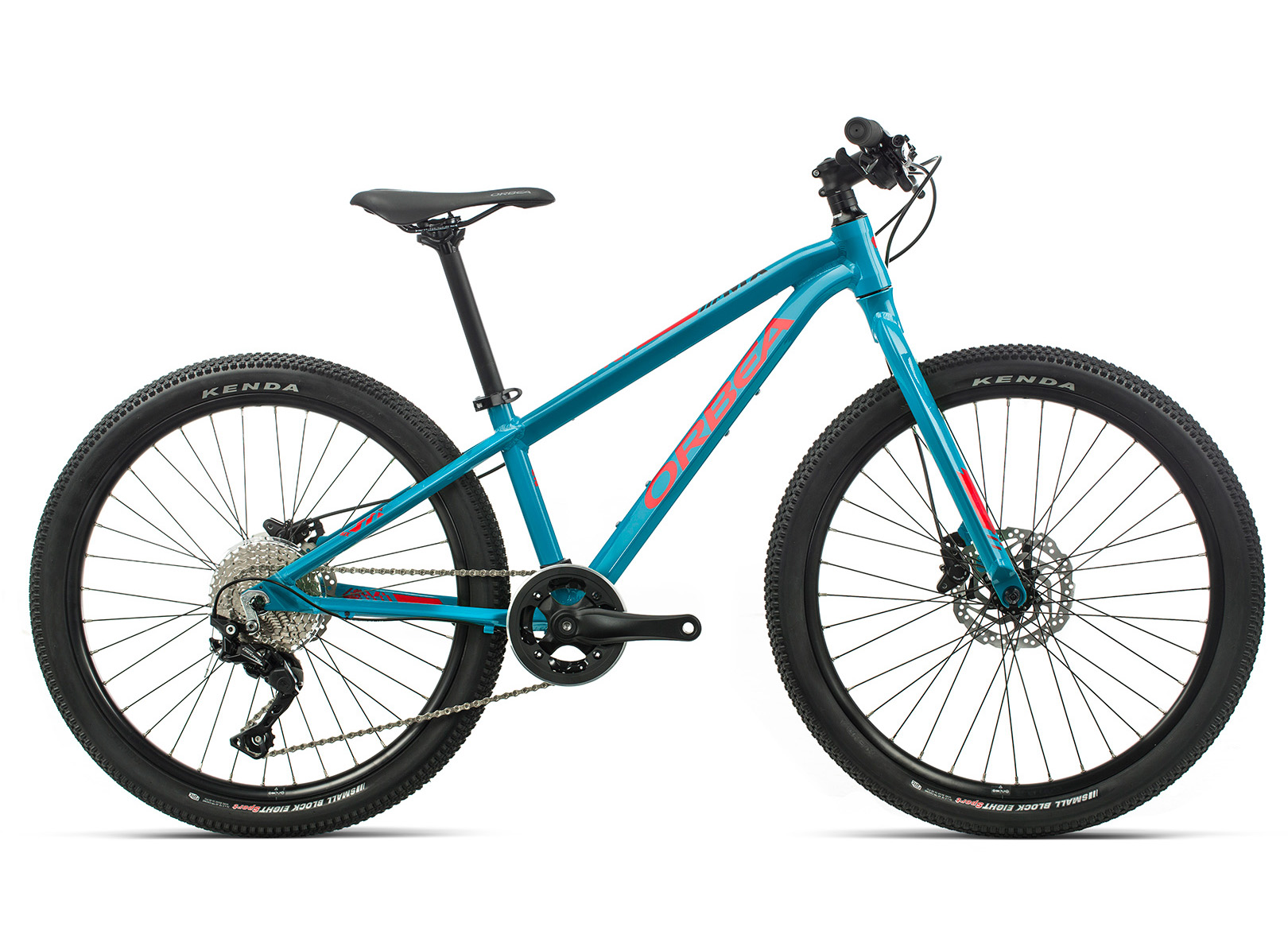 ORBEA MX 24 TEAM DISC BLUE/RED 2020