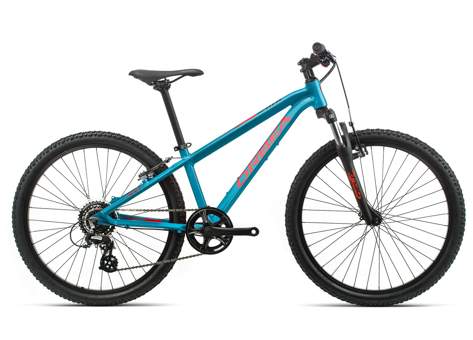 ORBEA MX 24 XC BLUE/RED 2020