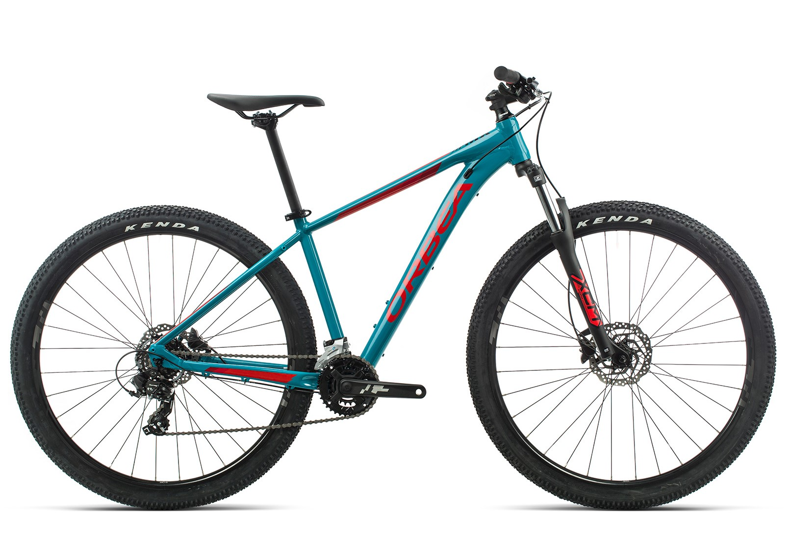 ORBEA MX 29 50 BLUE/RED 2020