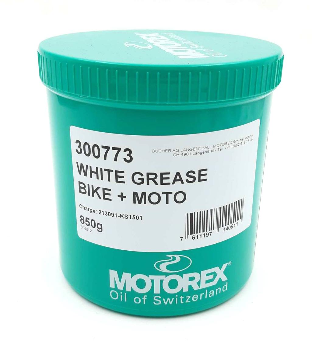 MAST MOTOREX WHITE GREASE 628 850gr