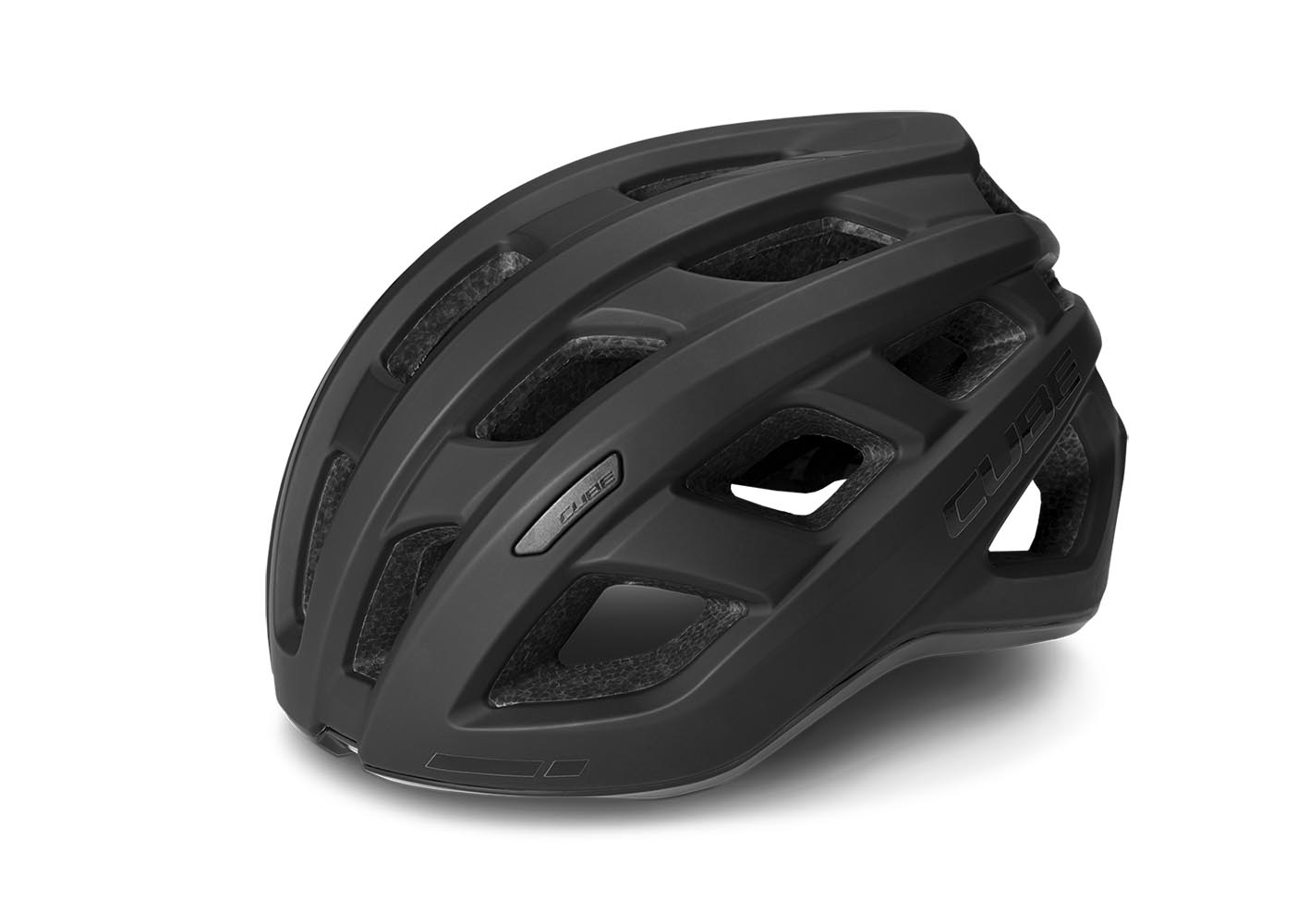 KACIGA CUBE ROAD RACE BLACK 16121