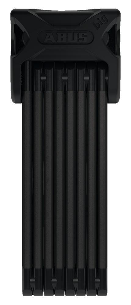 LOKOT BORDO BIG 6000/120 BLACK SH ABUS 78073-8