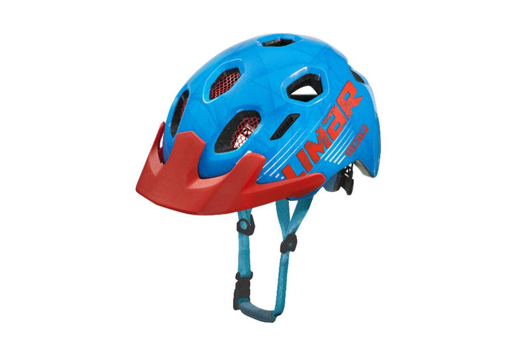 KACIGA LIMAR CHAMP BLUE RED