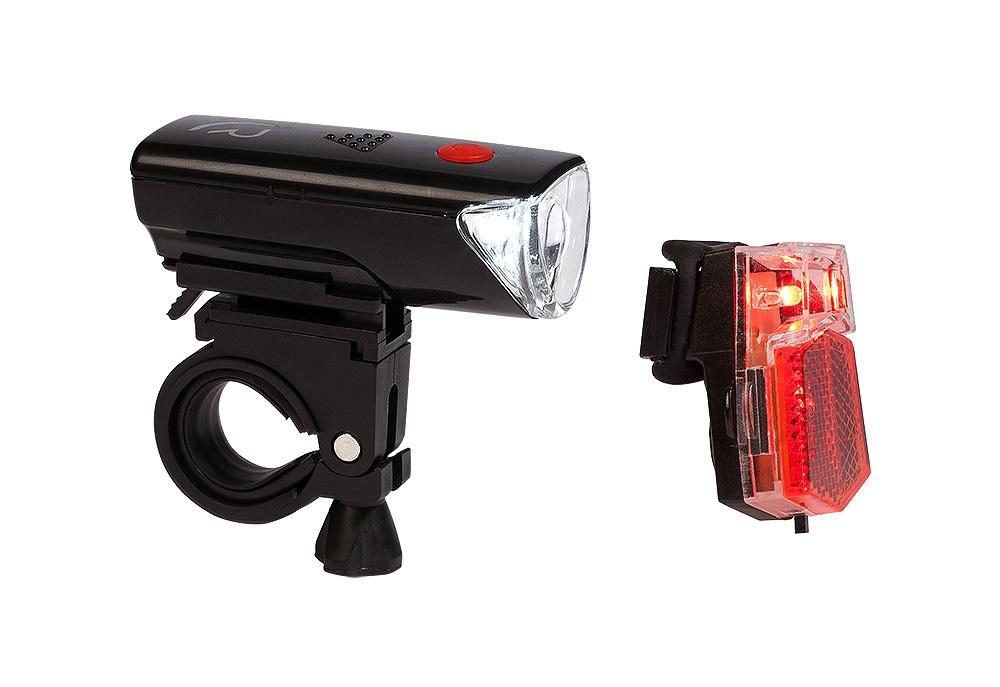 Lampa set RFR 1LED CMPT Black 13914