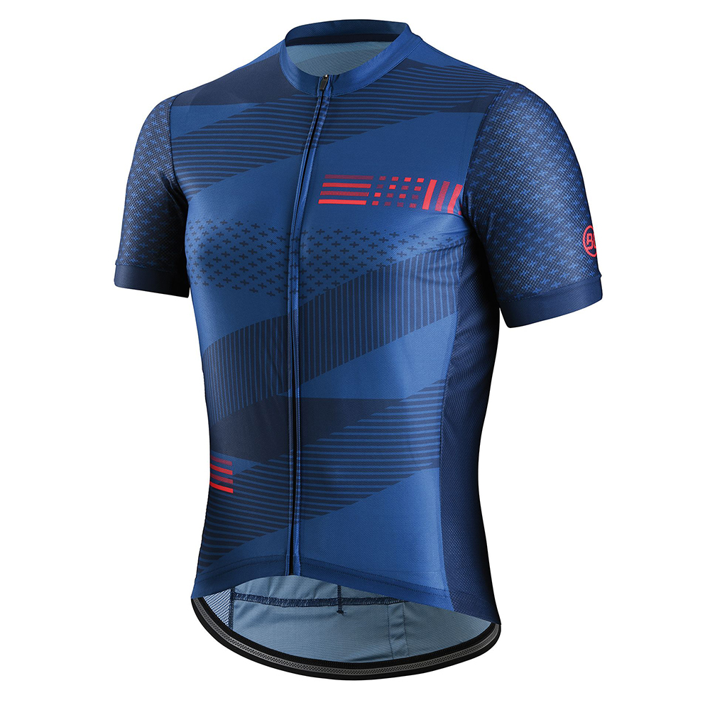 MAJICA BICYCLE LINE RODEO K/R BLUE NAVY