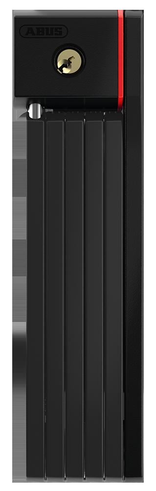 LOKOT ABUS BORDO UGRIP 5700K/80 BLACK SH 84425-6