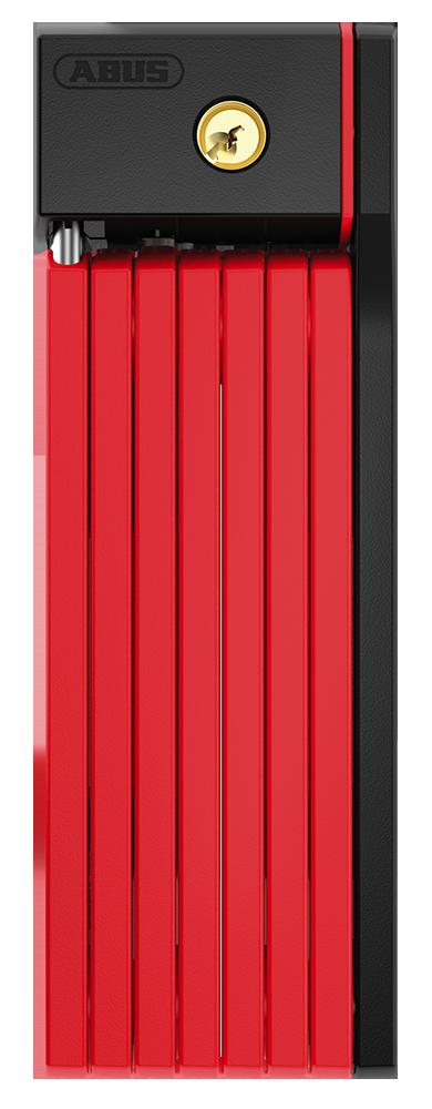 LOKOT ABUS BORDO UGRIP BIG 5700K/100 RED SH 86740-0