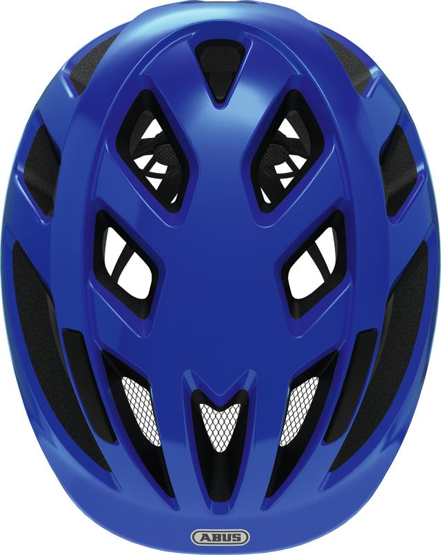 KACIGA ABUS SMOOTY 2.0 SHINY BLUE