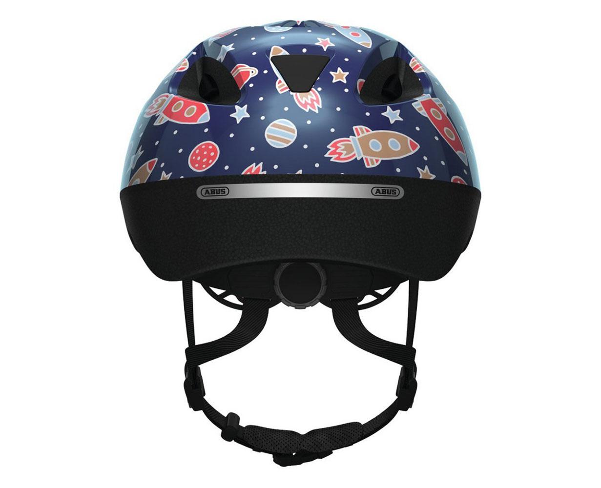 KACIGA ABUS SMOOTY 2.0 BLUE SPACE