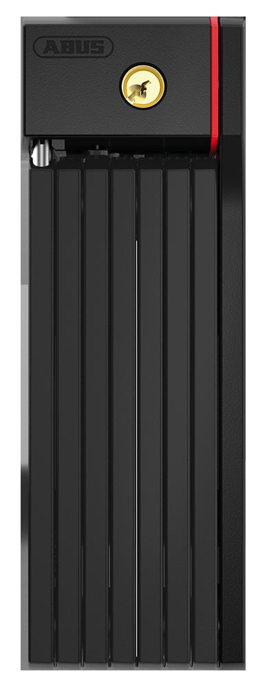 LOKOT ABUS BORDO UGRIP BIG 5700K/100 BLACK SH 86743-9