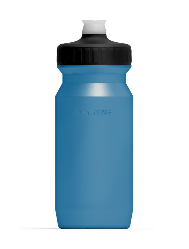 BIDON CUBE FEATHER 500ML BLUE 12964