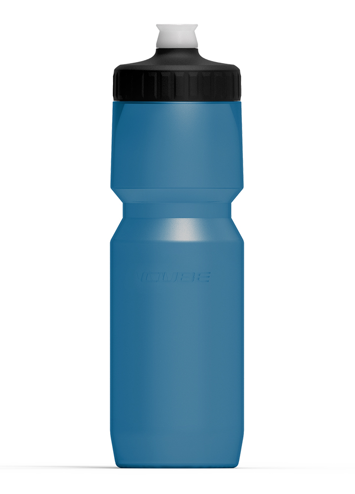 BIDON CUBE FEATHER 750ML BLUE 12970