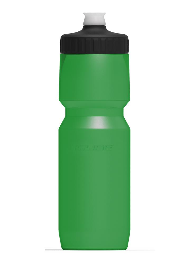BIDON CUBE FEATHER 750ML GREEN 12971